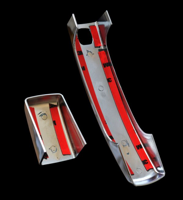 CHROME DOOR HANDLE COVERS FOR USE ON RANGE ROVER SPORT '10 – '13