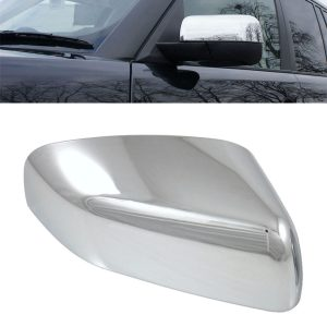 RANGE ROVER SPORT 2010-2013 REPLACEMENT MIRROR COVER-RIGHT SIDE (RH)-GLOSS BLACK