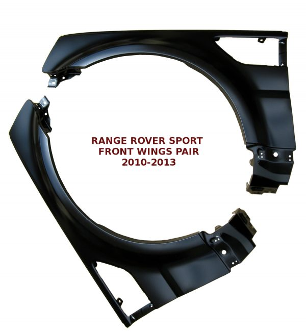 RANGE ROVER SPORT SIDE WING ARCH FENDER REPLACEMENT PANEL 10-13 LEFT & RIGHT