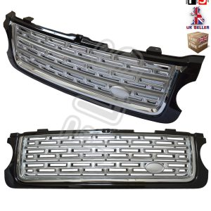 RANGE ROVER VOGUE L322 UPGRADE AUTOBIOGRAPHY FRONT GRILLE