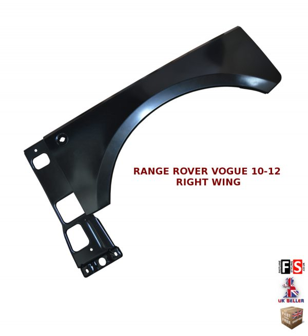RANGE ROVER VOGUE L322 WING ARCH FENDER REPLACEMENT PANEL