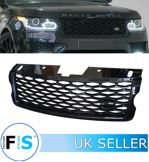 LAND RANGE ROVER L405 VOGUE FRONT GRILLE SVO LOOK