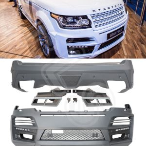 RANGE ROVER VOGUE 13UP STARTECH STYLE BODYKIT CONVERSION KIT FRONT/BACK BUMPER