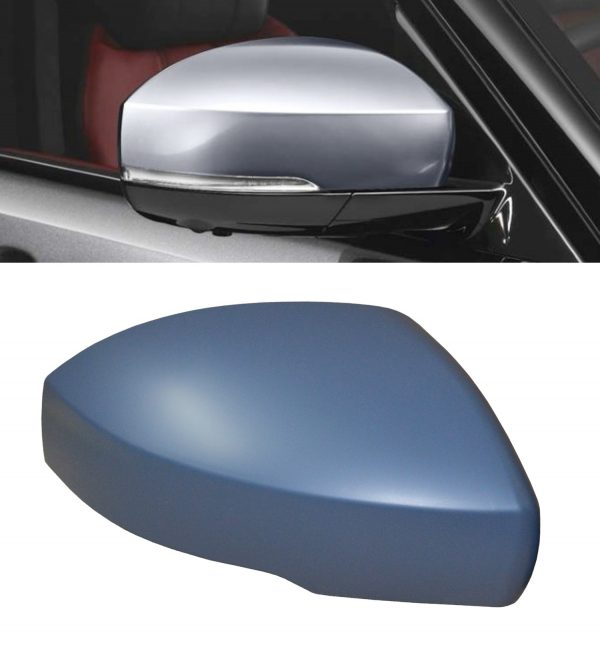 RANGE ROVER SPORT REPLACEMENT SIDE WING MIRROR COVER PRIMED 2014+ RIGHT