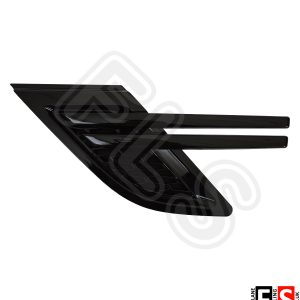 NEW SHAPE RANGE ROVER SPORT 2014-2017 SIDE VENTS -GLOSS BLACK L494 100% OEM FIT