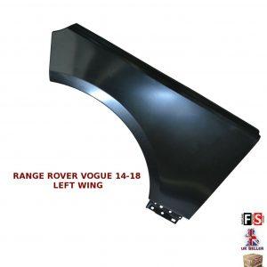 RANGE ROVER VOGUE L405 WING ARCH FENDER LEFT