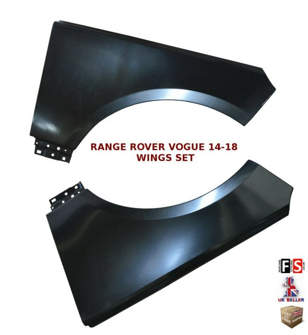 RANGE ROVER VOGUE L405 WING ARCH FENDER LEFT & RIGHT