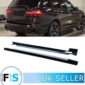 BMW X7 G07 BODY KIT GLOSS BLACK