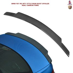 BMW 2 SERIES F87 M2 REAR TRUNK BOOT SPOILER MTC STYLE