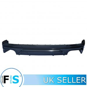 AUDI Q5 S-LINE SQ5 STYLE REAR DIFFUSER & TAILPIPES