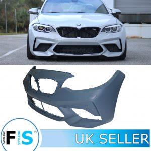 BMW 2 SERIES F22 F23 F87 M2 LOOK FRONT BUMPER