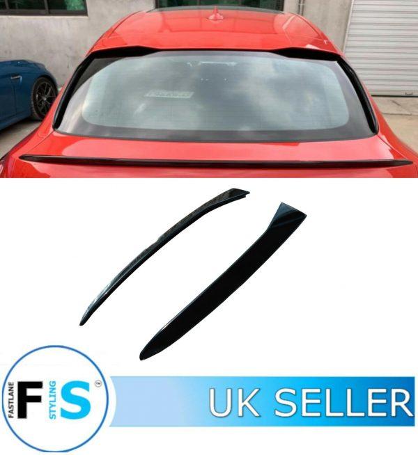 BMW X4 G02 X4M REAR WINDOW SIDE WING SPOILER