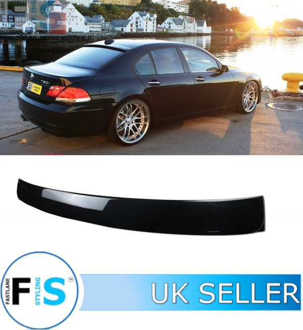 BMW 7 SERIES E65 AC PERFORMANCE REAR ROOF SPOILER