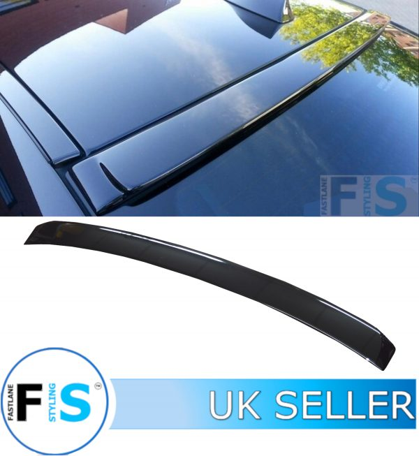 BMW 5 SERIES F10 AC STYLE REAR ROOF  LIP SPOILER