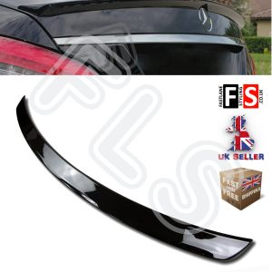 MERCEDES CLS CLASS W218 C218 AMG REAR TRUNK BOOT SPOILER 11+ GLOSS BLACK OEM FIT
