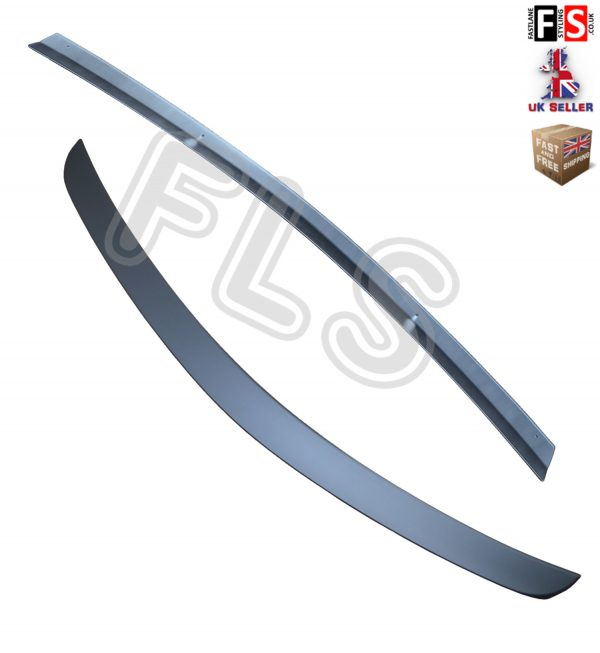MERCEDES C CLASS COUPE C204 2DOOR AMG STYLE REAR TRUNK BOOT LIP SPOILER OEM FIT