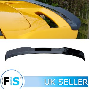 FORD FOCUS MK3 ST STYLE BOOT ROOF SPOILER EXTENSION