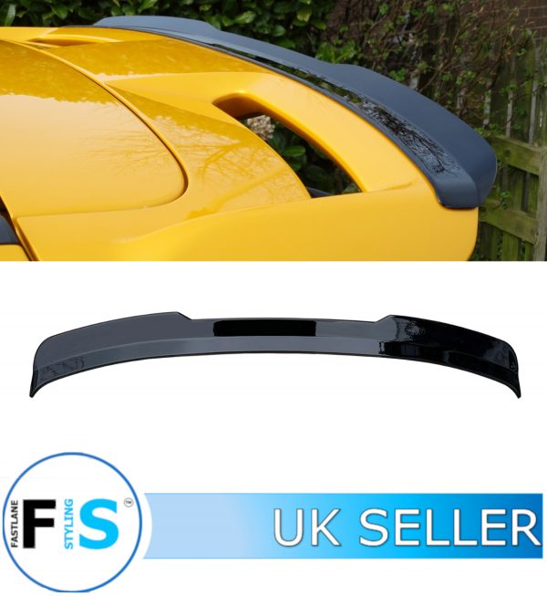 FORD FOCUS MK4 ST STYLE BOOT ROOF SPOILER EXTENSION