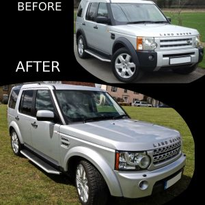 LAND ROVER DISCOVERY 3 TO 4 BODYKIT