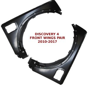 LAND ROVER DISCOVERY 4 LR4 FRONT WINGS 10-17 UPGRADE DISCOVERY 3 & 2 CONVERSION