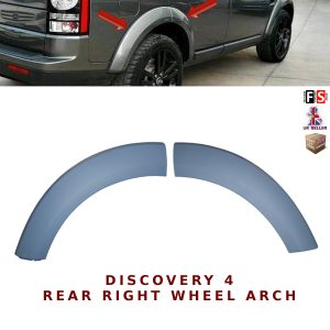 LAND ROVER DISCOVERY 4 LR4 WHEEL ARCH REPLACEMENT WHEEL ARCHES TRIM REAR RIGHT