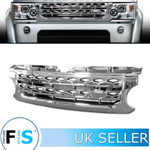 LAND ROVER DISCOVERY 4 FRONT GRILLE