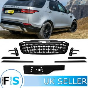 LAND ROVER DISCOVERY 5 GLOSS BLACK DYNAMIC KIT