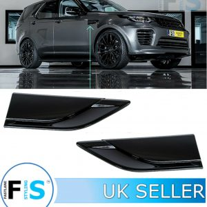 LAND ROVER DISCOVERY 5 SIDE VENT TRIMS COVERS