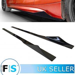 BMW 2 SERIES F87 M2 F22 F23 SIDE SKIRTS BLADES