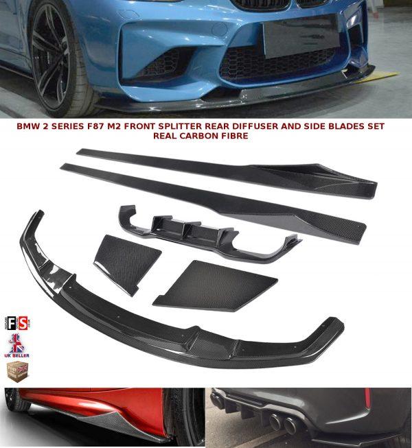 BMW 2 SERIES F87 M2 MTC STYLING BODY KITS