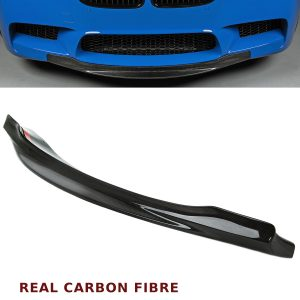 BMW Sport F10 & M5 Saloon High Kick PSM Real Carbon Fibre Rear Boot Lip Spoiler