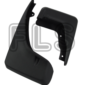 LAND ROVER FREELANDER 2 FRONT & REAR MUDFLAP SET (NO BRACKETS) LR003322 LR003324