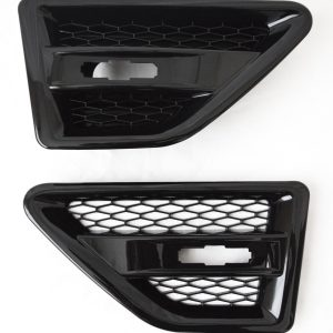 LAND ROVER FREELANDER 2 SIDE VENTS – GLOSS BLACK – FL2SV-B
