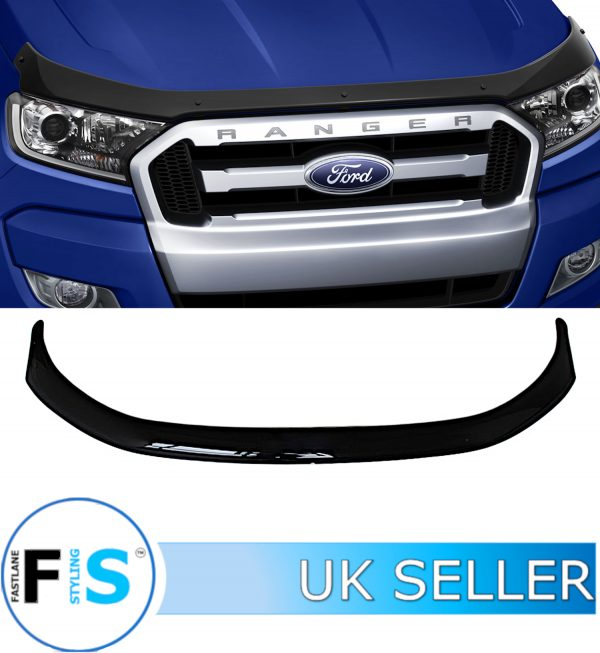FORD RANGER RAPTOR T6 BONNET GUARD PROTECTOR