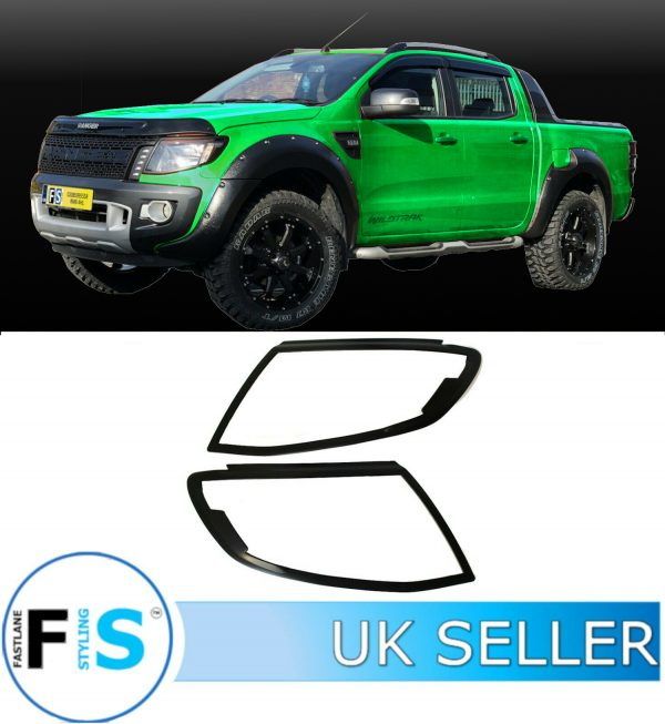 FORD RANGER RAPTOR T6 HEAD LIGHT SURROUND GUARD