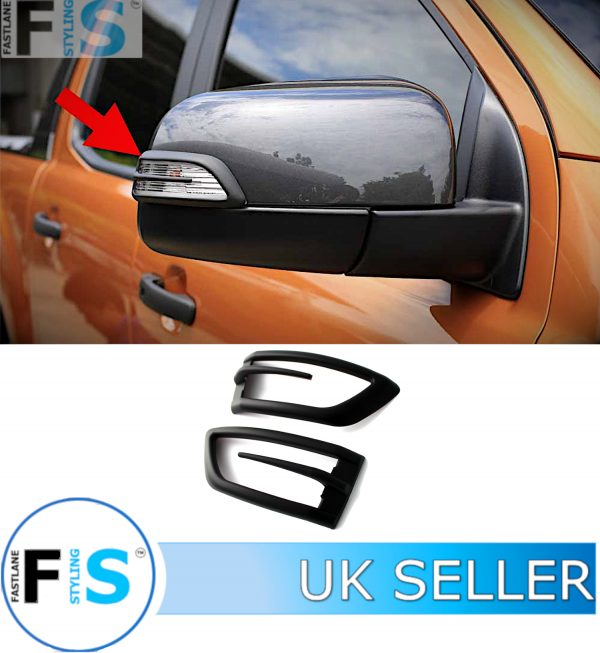 FORD RANGER RAPTOR 12-19 SIDE DOOR LIGHT COVER
