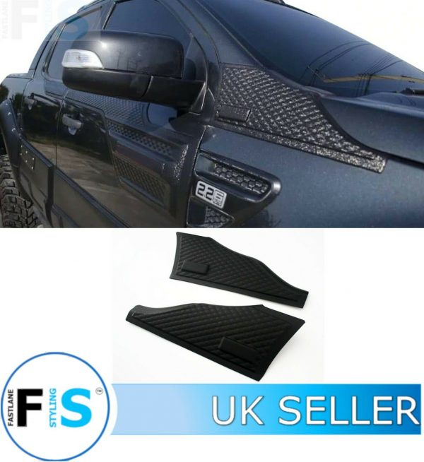 FORD RANGER RAPTOR WILDTRAK SIDE VENT COVER PROTECTOR