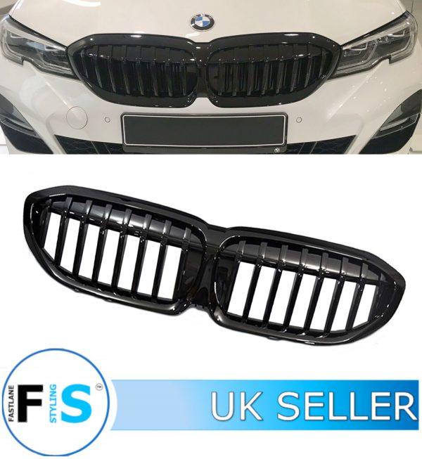 BMW 3 SERIES G20 G21 FRONT KIDNEY GRILLE