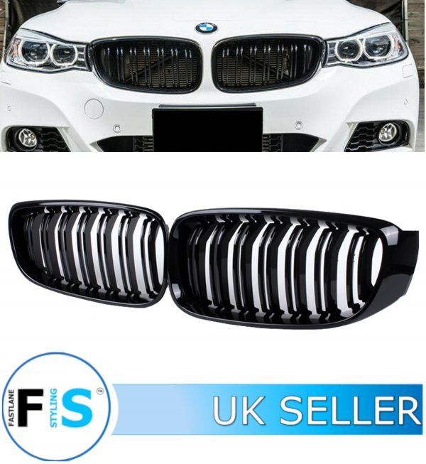 BMW 3 SERIES F34 GT FRONT KIDNEY GRILLE