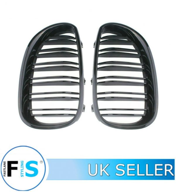 BMW 5 SERIES E60 FRONT KIDNEY GRILLE