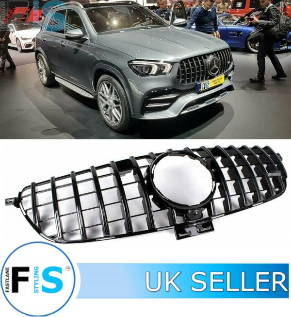 MERCEDES ML GLE W166 AMG PANAMERICANA GT GRILLE
