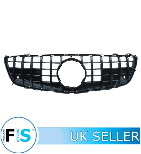 MERCEDES SL R231 GT STYLE FRONT GRILLE