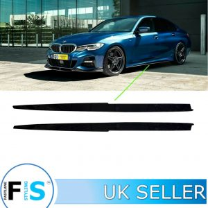 BMW 3 SERIES G20 G21 P STYLE KIT FRONT LIP REAR SPOILER SIDE SKIRTS