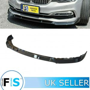 BMW 5 SERIES G30 SALOON SPORT FRONT LIP SPLITTER