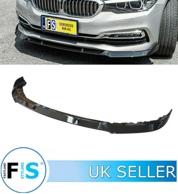 BMW 5 SERIES G30 SALOON SPORT FRONT LIP SPLITTER