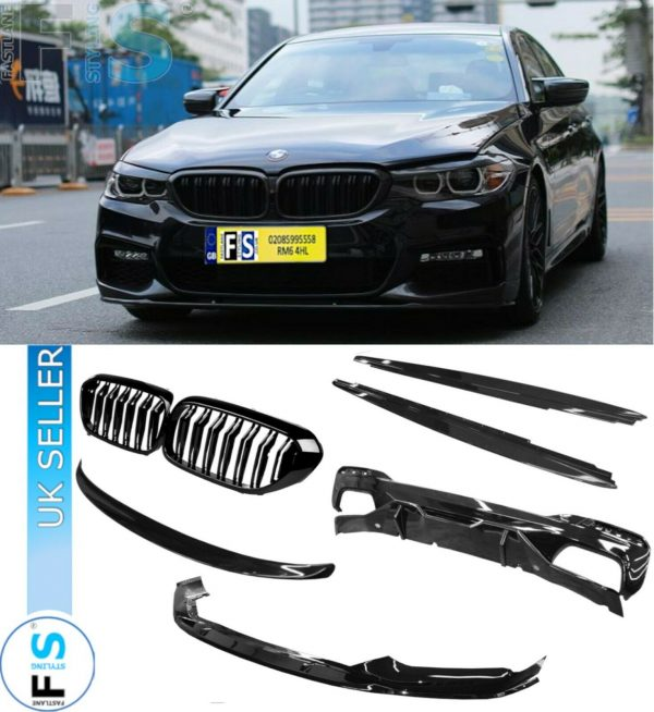 BMW 5 SERIES G30 FULL M PERFORMANCE BODY KIT