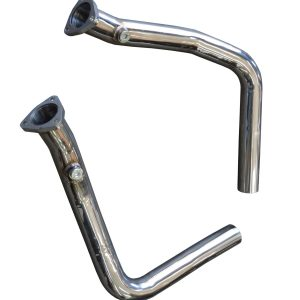 PORSCHE BOXSTER 986 DOWNPIPE DECAT DE CAT PIPE RESONATED TEST PIPE CAT DELETE
