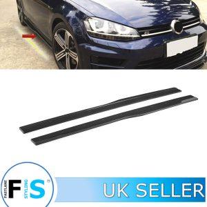 VW GOLF MK7 R R-LINE  BODY KIT CARBON FIBRE