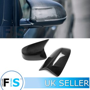 BMW X3 G01 X4 G02 X5 G05 X6 G06 M STYLE CARBON FIBRE MIRROR COVERS