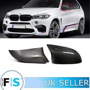 BMW F85 X5M F86 X6M SIDE MIRROR COVERS CAPS